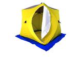 Зимняя палатка Стэк КУБ 3 (трехслойная)