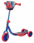 Самокат 3-х колесный Marvel Spider Man