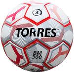 Мяч футбольный TORRES BM 300 размер 3
