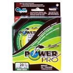 Плетеный шнур Power Pro Moss Green 135м
